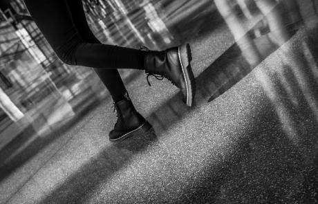 Black Boots 2019-L Santoro