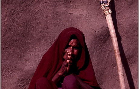 MALGIERI-WOMAN OF THE DESERT