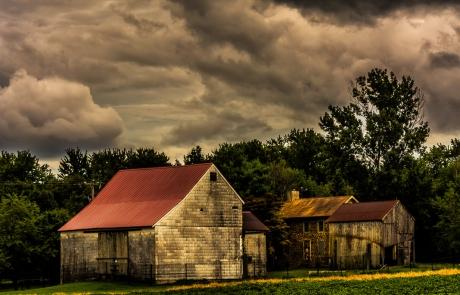 F KInG Bucks County farm